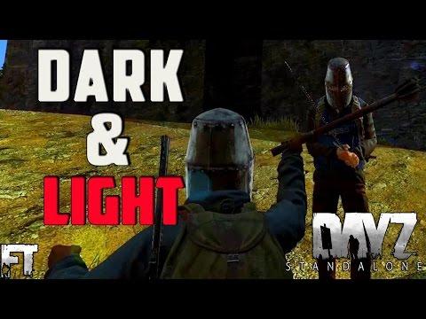 Dayz Standalone Gameplay .59 - The Two Sides Of Dayz