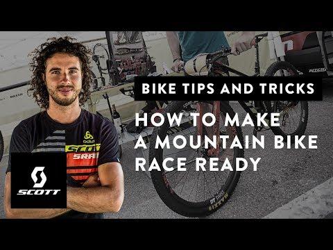 How to Make an MTB Race Ready! with Yanick the Mechanic