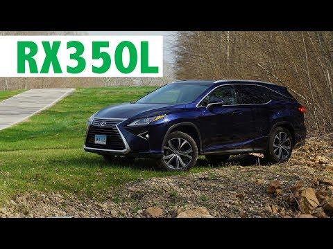 2018 Lexus RX350L Quick Drive   Consumer Reports