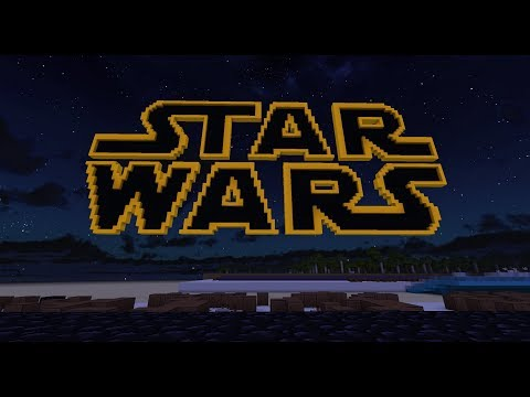 Star Wars - Main Title [Minecraft Noteblocks]