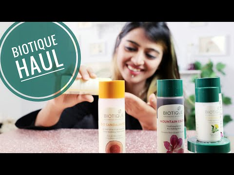 Biotique Review _  AFFORDABLE  & Natural Products _ Hair care, Skin Care, Face Wash, Shampoo