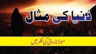 Duniya ki misaal Mulana Rumi ki nazir mein || life changing story in hindi urdu with voice