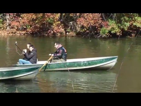 Rowing Fails - Loeb Boathouse Central Park New York City