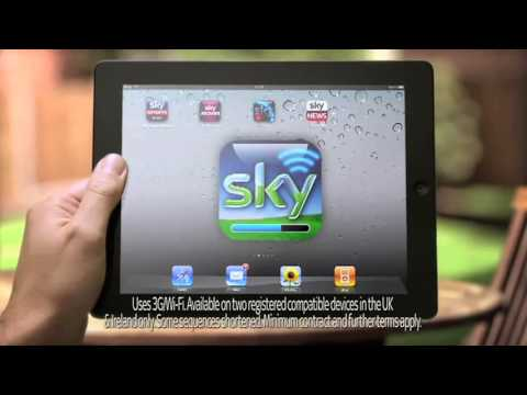 Watch Sky Sports F1™ anywhere with Sky Go