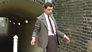 Busking Bean | Funny Clip | Classic Mr. Bean