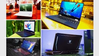 Top 5 Intel Laptops @ CES 2017