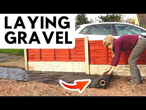 DIY Gravel Driveway Part 2 / The Carpenter's Daughter