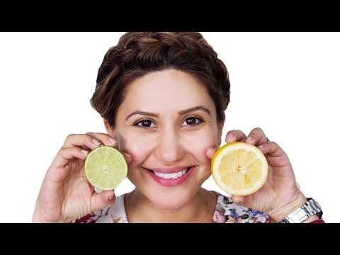 How To Make a Margarita Lip Scrub