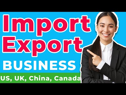 Import Export: how to start import export business (2018)