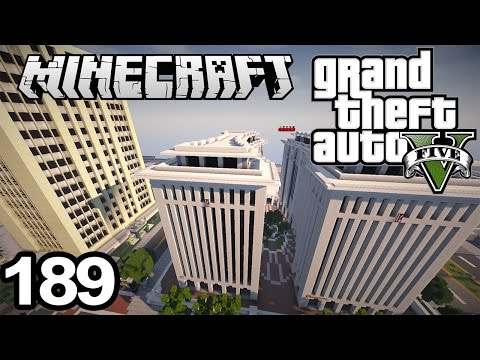GTA 5 in Minecraft #189 | AMAZING BUILDINGS