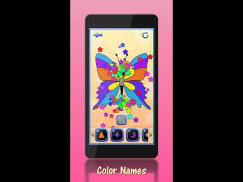 Learn Colors - BadlySynced [ANDROID][Portrait]