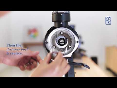 How To Clean & Recalibrate A Mahlkönig EK43 Grinder