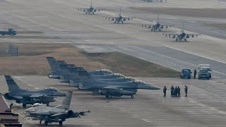 US and South Korea start military drills