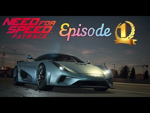 Lets Play Need For Speed Payback Ep 01 -  The BIG Hiest (Gone Wrong)