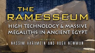The Ramesseum | High Technology And Massive Megaliths In Ancient Egypt | Megalithomania