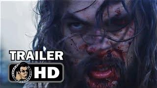 FRONTIER Season 2 Official Trailer (HD) Jason Mamoa Netflix Series