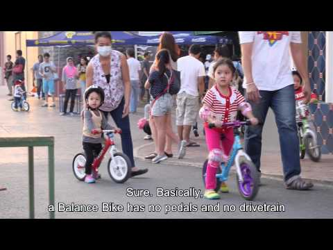 Why Balance Bike is good for your child?