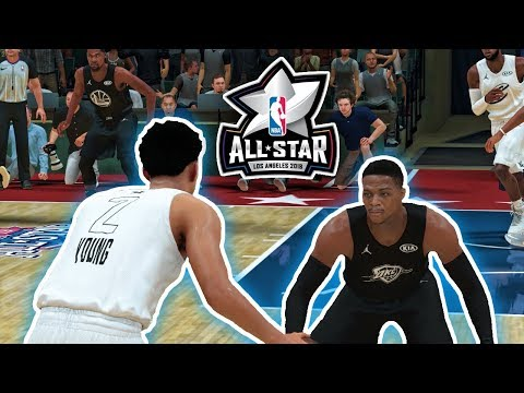 INTENSE All-Star Game - NBA 2K18 Trae Young My Career Ep. 27