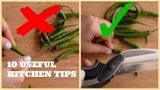 10 AMAZING AND USEFUL KITCHEN TIPS AND TRICKS IN HINDI (Part 1)   10 उपयोगी किचन टिप्स को ज़रूर देखे