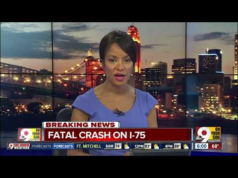 Wrong-way driver killed in crash near I-75 and Mitchell Avenue, Cincinnati police say