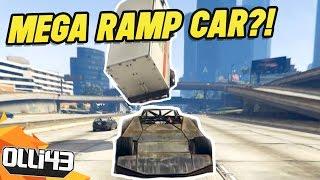 Ramp Car Gta 5 Cheat