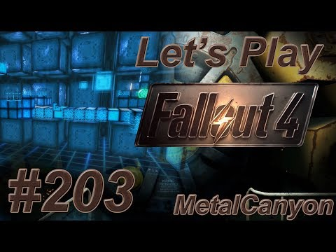 Let's Play Fallout 4 (part 203 - Final Puzzle [blind])