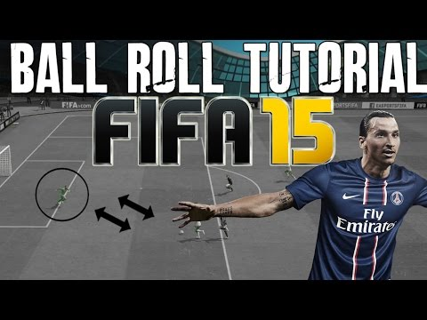 FIFA 15 Tutorials & Tips | How to Ball Roll & Finish 1v1 | Best FIFA Guide (FUT & H2H) - Skill Moves