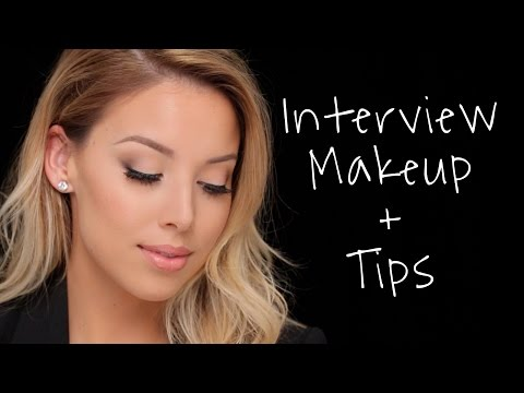 Interview Makeup Tutorial + Confidence Tips! | LustreLux