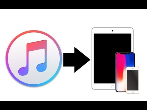iTunes 12.7.4.76 and iOS 11.3.1 - Transfer Music to iPhone iPad iPod Mac/Pc