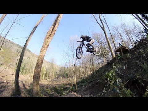 LOCAL MTB SPOTS VS BMX???  WHAT IS POSSIBLE