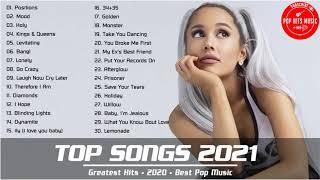 Top 40 Songs This Week - Billboard Top 100 Songs 2021  - Billboard Hot 100 Top 50 This Week