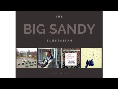 Big Sandy Substation