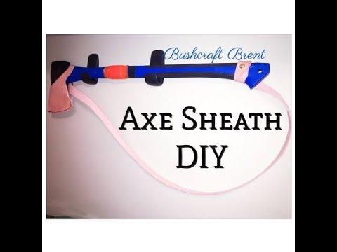 Axe Sheath DIY