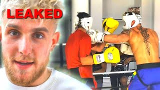 Jake Paul Sparring Footage (LEAKED)