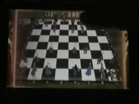 3D Chess for iphone/iPod touch