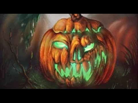Jack-o'-Lantern: Speed Painting - Photoshop CS5