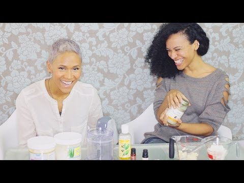 DIY: Body Butter for Dry Skin w/ HeyFranHey