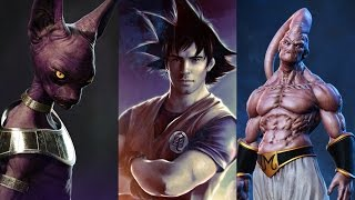 All Dragon Ball Characters In Real Life
