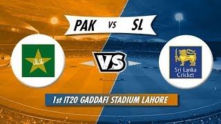 Pakistan vs Sri Lanka 2019 | 1st IT20 | Cricket 19 Highlights | PCB