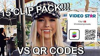 video star codes 3d