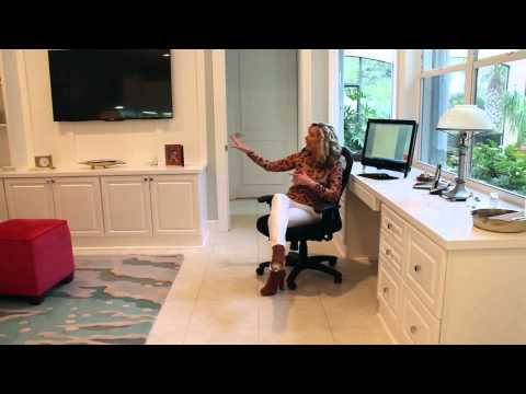 Family Room Makeover Tour: Light, color and functionality in coastal living