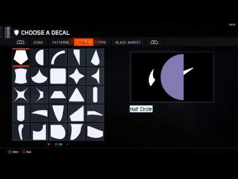 How to make a nike emblem