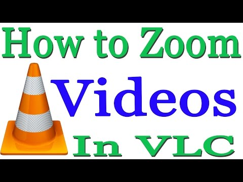 How to Zoom Videos in VLC Media Player