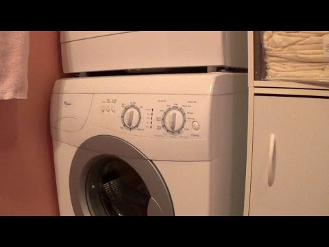 How to Clean out a Whirlpool Front-Loading Washer Lint Filter