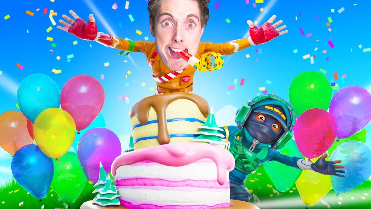 ITS LAZARBEAM'S BIRTHDAY!