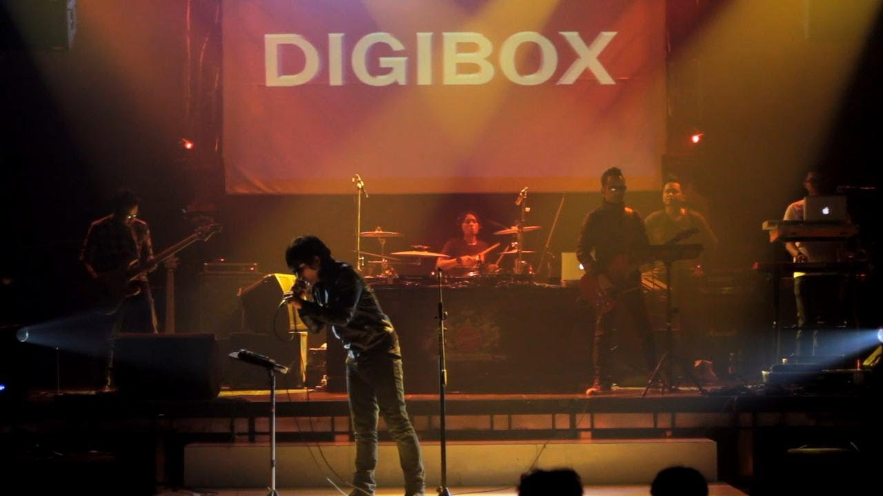 DIGIBOX - Muse Unsustainable & Linkin Park What I've Done LIVE