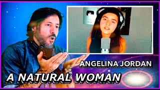 7 8 MB] Download Angelina Jordan - A Natural Woman Acoustic