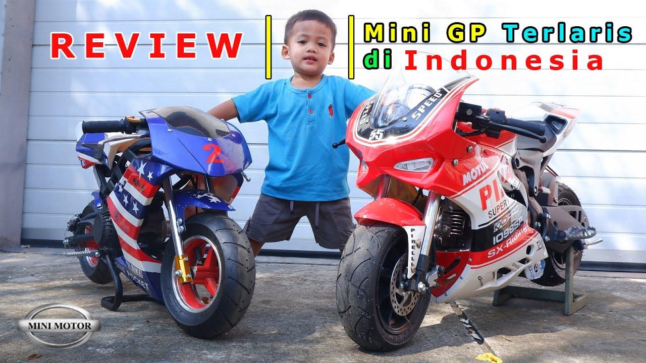 Review Mini Motor GP Paling Laris di Indonesia
