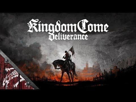 Let's Stream Kingdom Come Deliverance Hardcore Mode Ep1