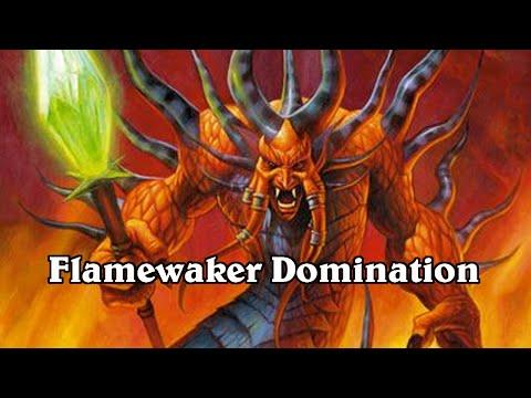hearthstone mage flamewaker control value overload